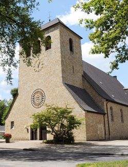 Kath. Kirche St. Ludwig - Groner Allee 54 - 2014