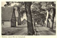 AK - Groner Allee, St Ludwig - 1950