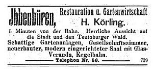 Restaurant H. Körling