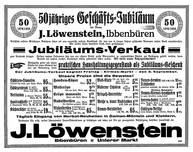 Julius Löwenstein